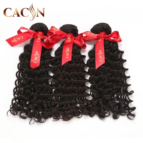 Malaysian virgin curly hair deep curly 3&4 bundles deal, raw virgin hair, free shipping