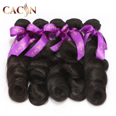 Indian virgin hair weave hairstyles loose wave 1 bundles, raw virgin hair, free shipping