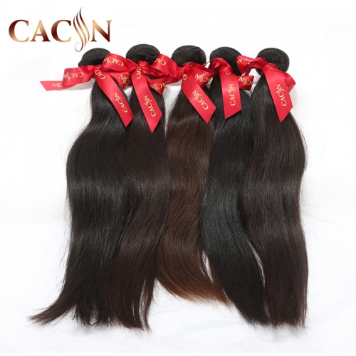 Raw virgin Malaysian straight hair bundles 1pcs, raw hair straight hair bundles Malaysian hair weave, free shipping
