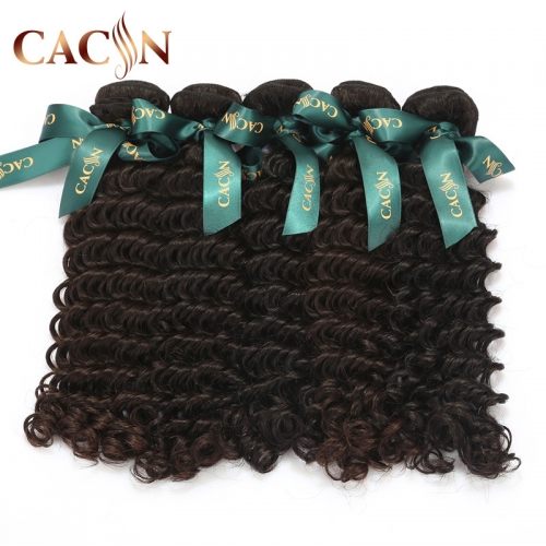 Virgin Peruvian deep curly hair weave 1 bundle, 100% raw virgin hair, free shipping