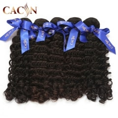 Brazilian deep curly virgin hair weave 1 bundle, wholesale raw virgin hair, free shipping