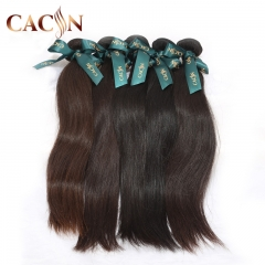 Peruvian virgin hair straight weaves hair 1 bundle, 100 virgin human hair, free shipping