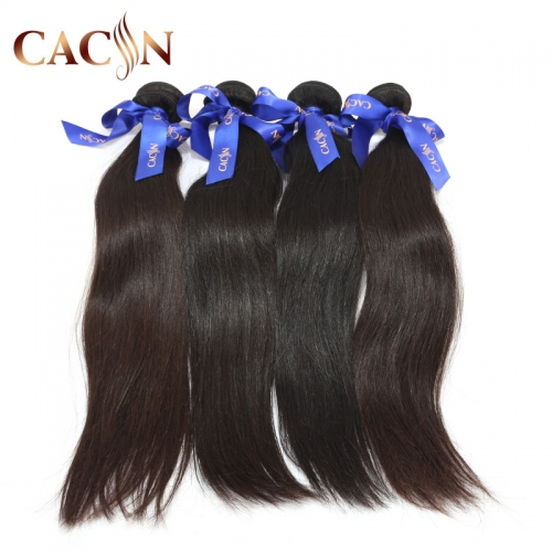 Brazilian virgin hair weave straight 1 bundle, 100% raw virgin hair, free shipping