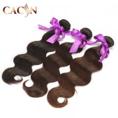 Indian virgin remy hair body wave 2 bundles, virgin human hair weave, free shipping