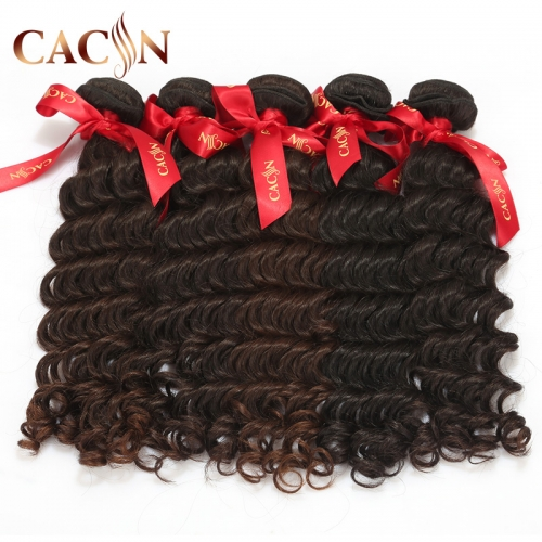 Malaysian virgin hair bundles deep wave 1pcs, 100% raw virgin hair, free shipping