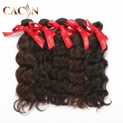 Malaysian virgin hair weave bundles water wave 1pcs, 100% raw virgin hair, free shipping
