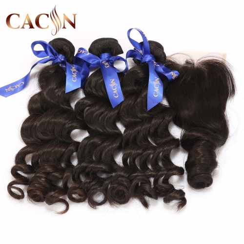 3 bundles with lace closure deals, raw virgin hair natural wave, Brazilian Hair, Peruvian hair, Malaysian hair, and Indian hair with closure