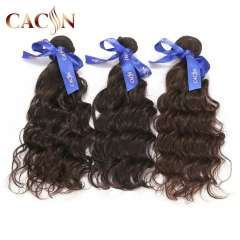 Wholesale Brazilian hair bundle deals water wave 3pcs, 100% virgin hair, free shipping