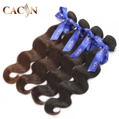 Virgin Brazilian hair body wave 2 bundles, 100 virgin hair, free shipping