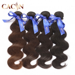 4 Bundles of Brazilian hair body wave, virgin human hair, free shipping