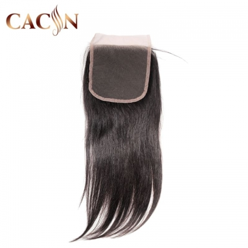 5x5 Lace closure, Brazilian straight hair lace closure, Peruvian hair, Indian hair, and Malaysian hair lace closure
