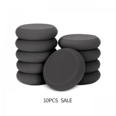 10Pc Black Sof UFO Hand Polishing Pad