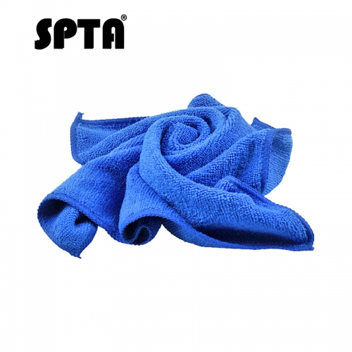 SPTA 40X40CM Car Washing Microfiber Towel/  Car Wash Drying Towels for Car Cleaning
