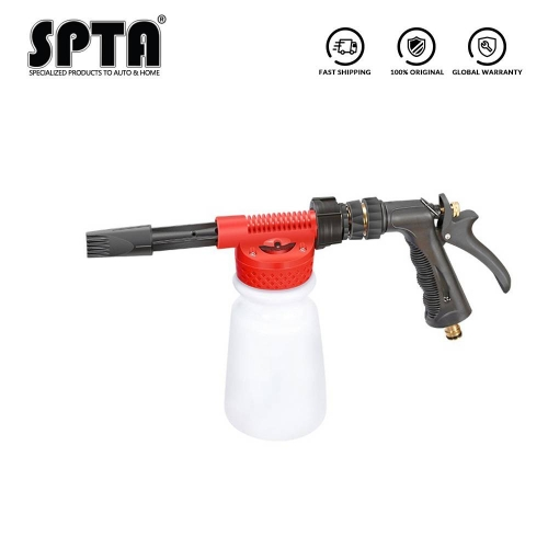 SPTA High Pressure Gun Snow Foam Lance Professional Generator Car Washer Foam Blaster Foam Wash Gun Tornado Cleaning Tool