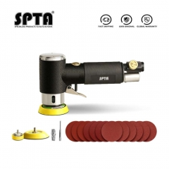 "SPTA 1""/2""/3"" Random Orbit Air Sander Mini Pneumatic Grinding Machine"