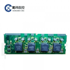 Second hand high quality Fanuc I0-TD pcb board A20B-2901-0810 for Powermate D Alarm