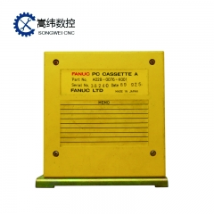 High quality FANUC PC CASSETTE A A02B-0076-K001