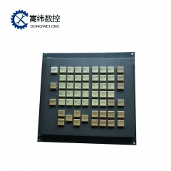 Second hand 100% test ok fanuc keybord A02B-0281-C125