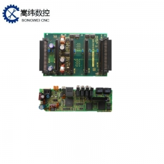 electronic used fanuc circuit board A20B-2100-0230 for cnc lathe machine
