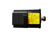 Second hand on sale FANUC MOTOR A06B-0212-B605