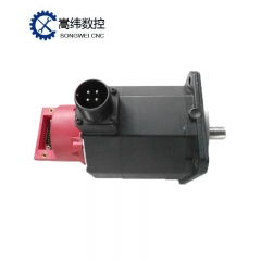 90% new fanuc motor A06B-0032-B077  A06B-0032-B075 for cnc milling machine