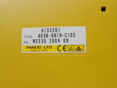 fanuc i/o board module ltd parts A03B-0819-c102