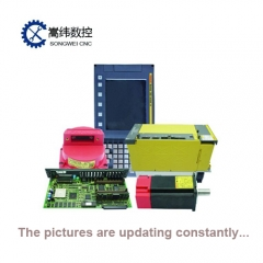 cnc parts for fanuc drives A06B-6124-H206 100% tested.