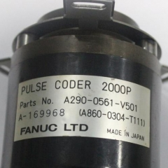 90% new fanuc plus coder A290-0561-V501 cnc parts