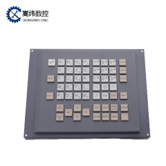 90% new condition fanuc keyboard A02B-0281-C125#MBR