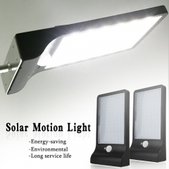 Wireless and Waterproof  Solar Motion Lights , Bright Lights with 3 Working Modes, Fit for Outdoor