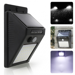 IP65 Waterproof Wireless Super Bright Motion Solar LED Light  Security for outdoor lighting