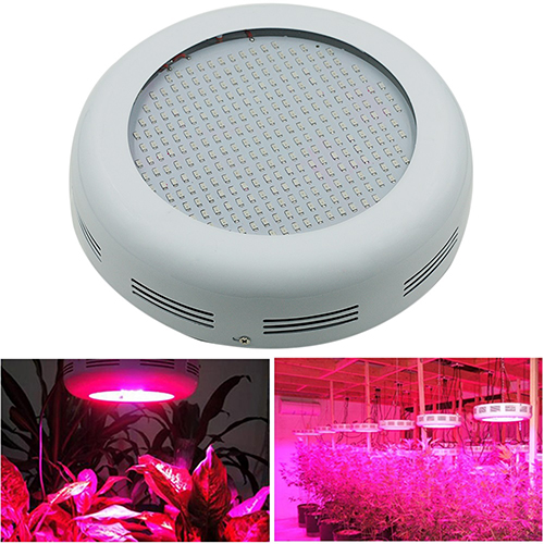 300W UFO Full Spectrum Led Grow Lights  for Indoor Plants, Seedlings Growing,277PCs SMD5730 Chips led grow light