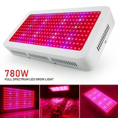 780W Full Spectrum Led Grow Lights 260PCs SMD5730 Chips Fit for Indoor Plants,Vegetable,Flowers Seedlings Growing.