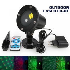 Christmas Laser Projector Lights Waterproof Best for Outdoor Yard/Wall Family Gathering Party KTV Wedding Night Club Decoration