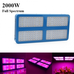 2000W Full Spectrum LED Grow Lights,200PCs Chips Fit for Indoor Plants, Seedlings Growing