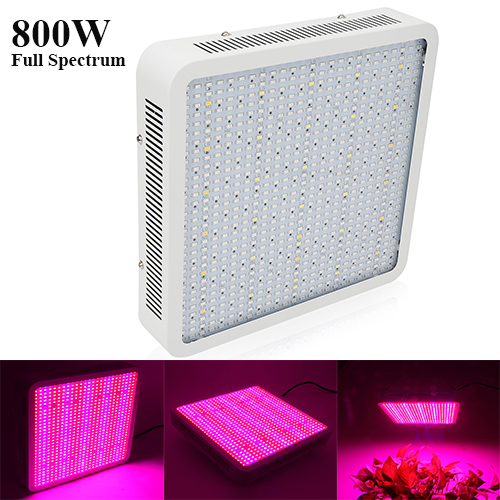 800W Full Spectrum Led Grow Lights  for Indoor Plants, Seedlings Growing,800PCs SMD5730 Chips led grow light