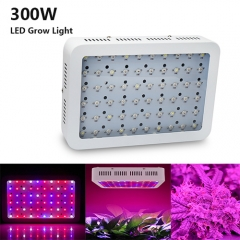 300W LED Grow Lights,60PCs Chips Fit for Indoor Plants, Seedlings Growing
