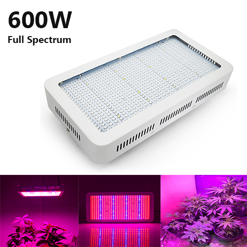 600W Full Spectrum Led Grow Lights  for Indoor Plants, Seedlings Growing,594PCs SMD5730 Chips led grow light