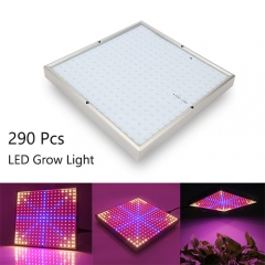 30W 290PCs Led Grow Light for Indoor Plants Vegetables Greenhouse and Hydroponic