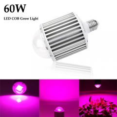 60W  LED COB Grow Light ,20pcs Integrated LED Chips Fit for Indoor Plant Vegetable Flower Seeding
