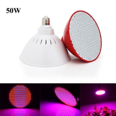 50W Led Grow Light,500PCs 2835Chips fit for Indoor Plants Vegetables,Flowers, Greenhouse