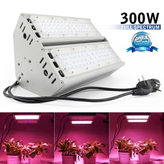 2018 Newest 300W Full Spectrum LED Growing Lights for Marijuana,Greenhouse Hydroponic Indoor Plants Veg and Flower
