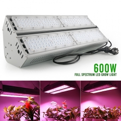 2018 Newest 600W Full Spectrum LED Grow Lights for Marijuana,Greenhouse Hydroponic Indoor Plants Veg and Flower