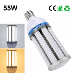 55W LED CORN LIGHT BULB,5000Lumens, 135pcs SMD5730 E27 Base LED corn light bulb , High Efficiency,Energy Saving ,Super Bright 360 Degree Lighting