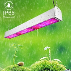 450W Full Spectrum LED Grow Bar Lights for Marijuana,Greenhouse Hydroponic Indoor Plants Veg and Flower