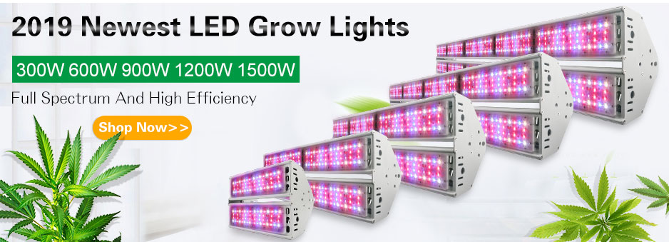 LED Panel Grow Lights