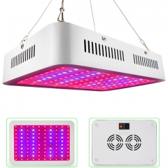 1000W Full Spectrum LED Grow Lights,100PCs Chips Fit  for Indoor Plants, Seedlings Growing