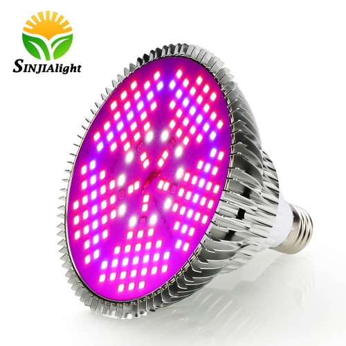 150LEDs 100W Full Spectrum LED Grow Light  for Indoor Plants