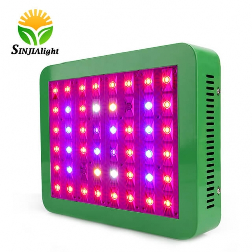 300W 48leds Growth/Bloom/Full Spectrum Grow Light - SINJIAlight