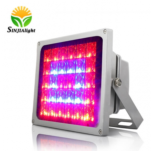 60W 30Integrated LED Chips Waterproof LED Plant Grow Flood Light - SINJIAlight